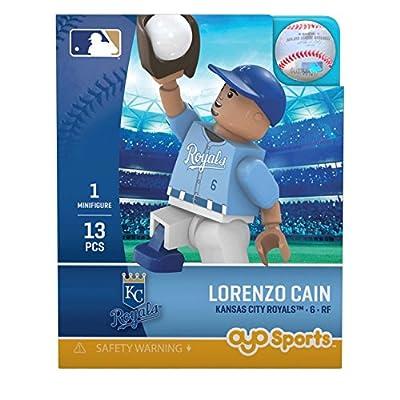 Lorenzo Cain OYO MLB Kansas City Royals G5 Generation 5 Mini Figure ...