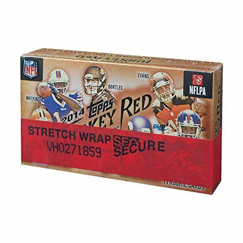 2014 Topps Turkey Red Football Hobby Box