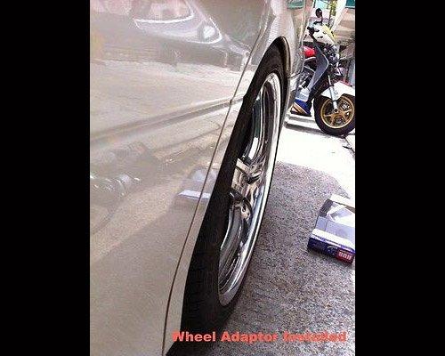 Autobahn88 0.8'' (20mm) Universal Vehicle Wheel Spacer, 5x4.5'' to 5x4.5'' (5x114.3mm to 5x114.3mm), P1.5 M12, Center Bore 2.9'' (74.1mm) - Pack of 2 by autobahn88 (Image #4)
