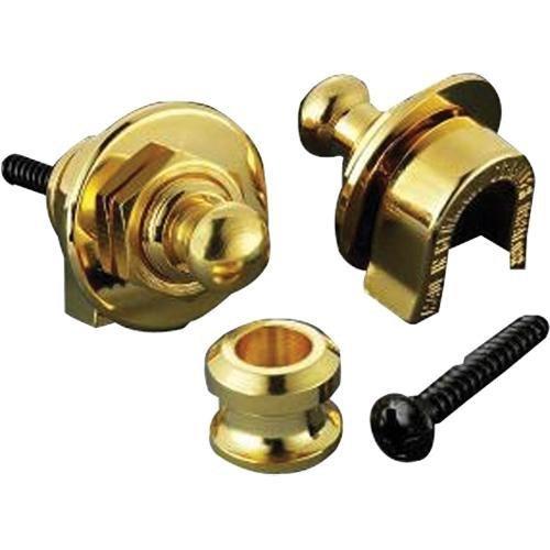 Schaller 14010501 Security Straplocks Gold