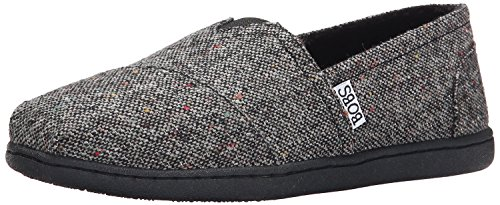 bobs-from-skechers-womens-bliss-highbrow-flat-black-woven-6-m-us