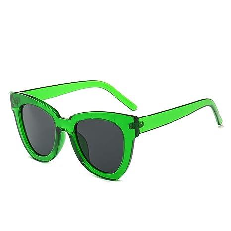 Yangjing-hl Gafas Personalidad de la Moda Gafas de Sol ...