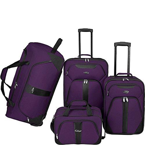 us-traveler-4-pc-luggage-set-purple