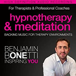 Professional Hypnotherapy, Therapist, & Meditation Backing Music