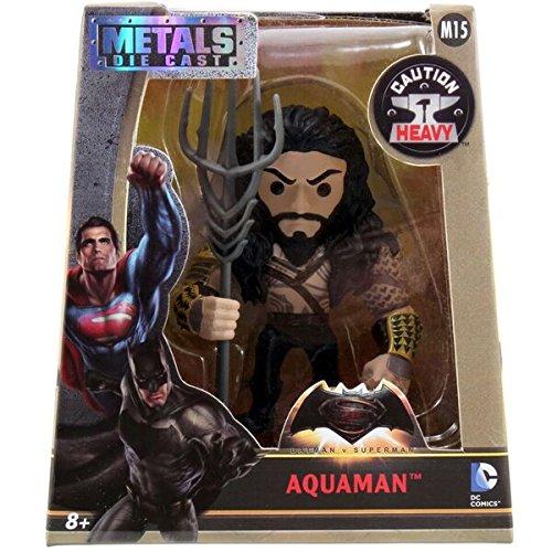 Metals Batman V Superman 4 Inch Movie Figure   Aquaman  M15