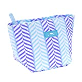 SCOUT Crown Jewels Cosmetic, Makeup & Small Accessory Bag, Water Resistant, Zips Closed, Pixie Stix