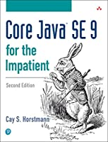 Core Java SE 9 for the Impatient, 2nd Edition Front Cover