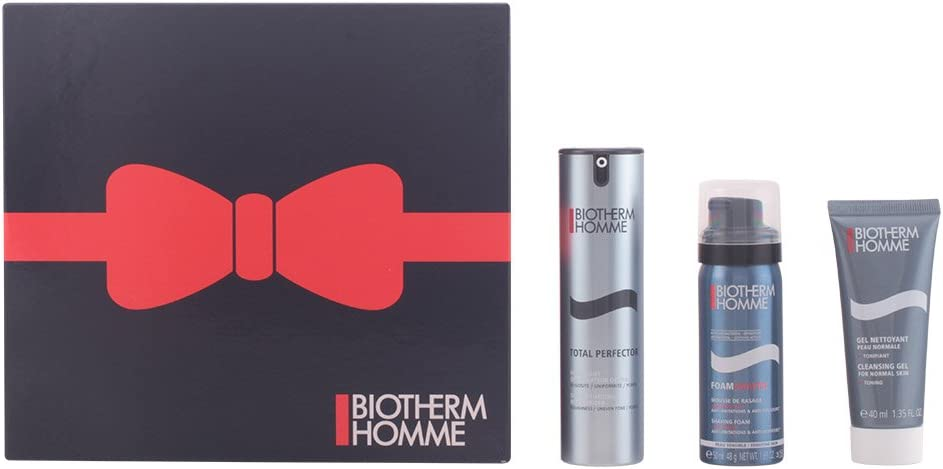 Biotherm - Estuche de regalo Noel Total Perfector 2014 Homme: Amazon.es: Belleza