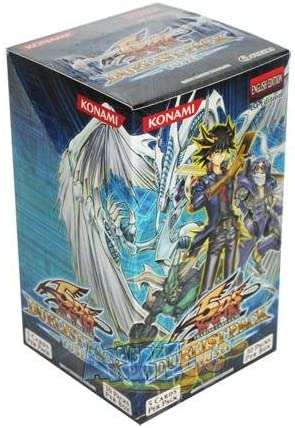 YuGiOh Trading Card Game 5Ds Duelist Pack Yusei Fudo Booster Box [Toy] [Toy]: Amazon.es: Juguetes y juegos