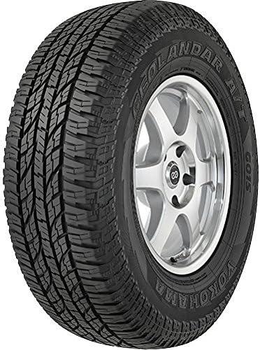 Yokohama Geolandar A//T G015 All-Terrain Radial Tire 275//55R20 117H