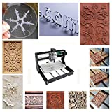 Upgraded Version 3018 Pro CNC Router Kit, Mcwdoit