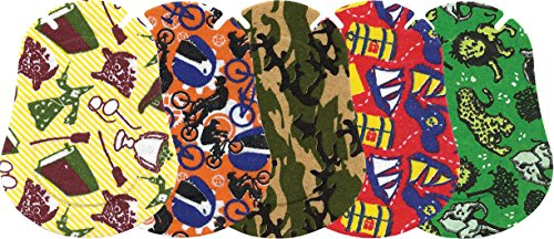 Ortopad Boys Eye Patches - Junior Size (50 Per - Junior Kids