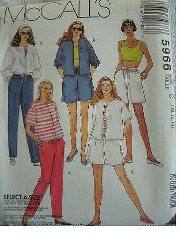 McCall's Patterns M7770CDD Dress Pattern