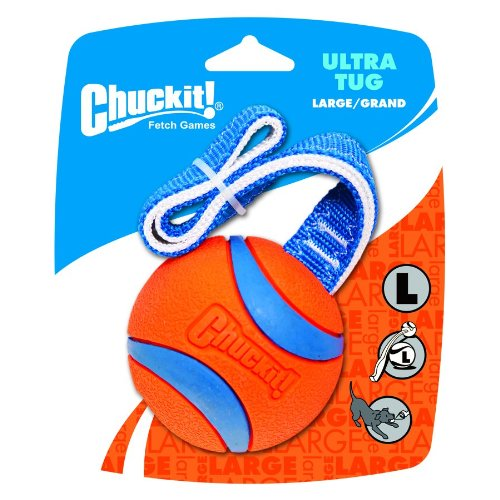 Chuckit! Large Ultra Tug (Ball Launcher Toss Toys)