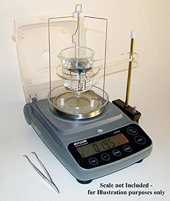 Universal Kit de gravedad específica para su Báscula Electrónica (: Amazon.es: Amazon.es