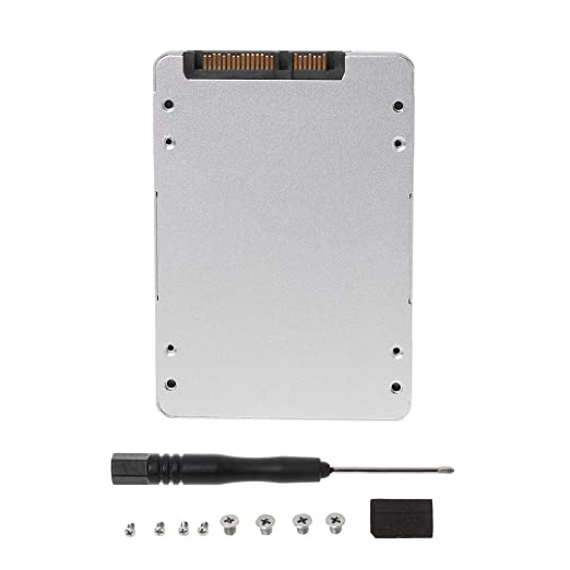 Anjuley - Adaptador Mini SATA USB 2.0 a SATA SSD para Disco Duro ...