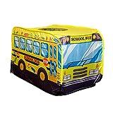 'Playscene' School Bus Pop Up Play Tent For Children