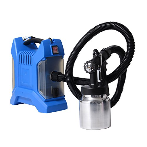 Extended Nozzle Needle (HOMCOM 650W HVLP Handheld Commercial Electric Paint Sprayer Spray Kit)