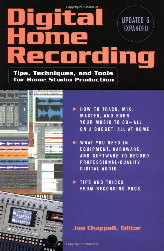 DIGITAL HOME RECORDING 2ND   EDITION                        SOFTCOVER