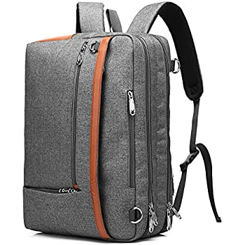 Amazon.com : Convertible Laptop Bag Backpack, SOCKO Multi ...