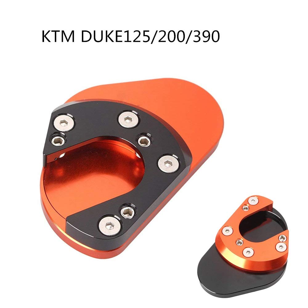 Rabusion Strong Side Stand per KTM DUKE125/ RC125//200//390//200//390/ 690