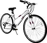 700c Columbia FitnessX Women's Hybrid Commuter Bike