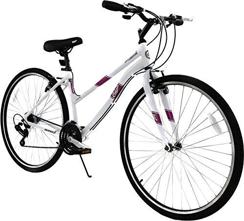 Columbia FitnessX 700c Women's 21-Speed Fitness Hybrid Commuter Bike