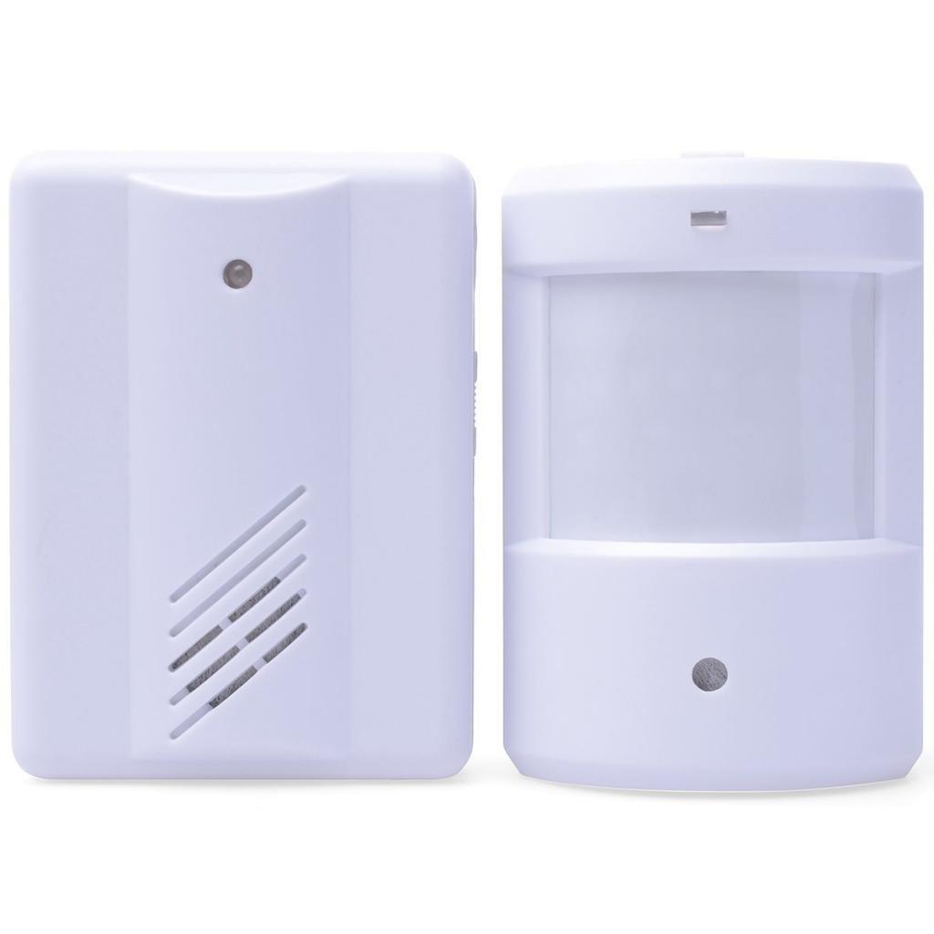 Mengshen Entry Door Bell Alarm Chime Doorbell Wireless IR Infrared Monitor Sensor Detector Split Alarm MS-YBQ03