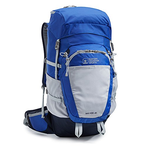 EMS Sector 45 Daypack Lapis/Peacoat Blue One Size by Eastern Mountain Sports (Image #4)