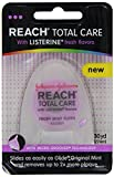 Reach Total Care floss with Listerine Fresh Flavors, 30-Yard (Pack of 4)