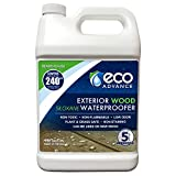 Eco Advance EAWOD128PD 1 Gallon Ready to Use Exterior Wood Siloxane Water Repellent