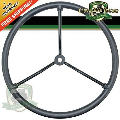 - 180576M1 New Massey Ferguson Steering Wheel TO20, TO30, 35, 50, 135, 2135, 20, +