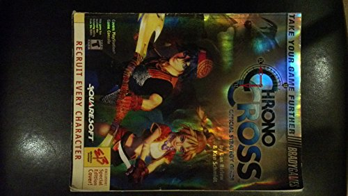 Price comparison product image Chrono Cross Official Strategy Guide