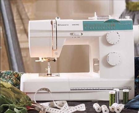 Husqvarna 8962800001187 - Maquina de Coser Viking Emerald 118: Amazon.es: Hogar