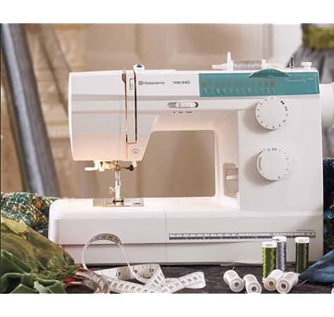 Husqvarna 8962800001187 - Maquina de Coser Viking Emerald 118 ...