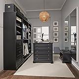Home Styles 5531-7522 5 Piece Closet Organizer