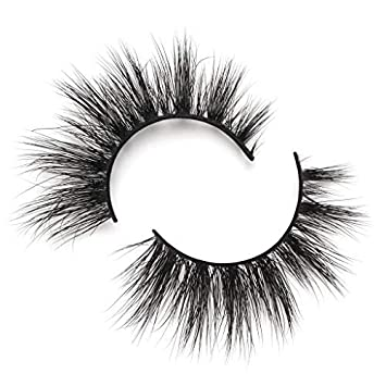 dbcdc3badca Lilly Lashes 3D Mink Miami Flare | False Eyelashes | Dramatic Look and Feel  | Reusable