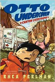 Book Otto Undercover #2: Canyon Catastrophe