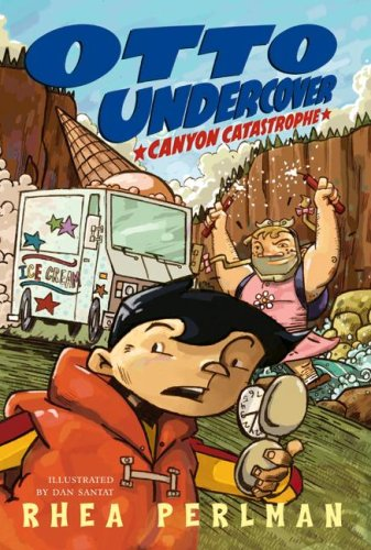 Otto Undercover #2: Canyon Catastrophe