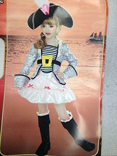 (Rubie's Girls' Pirate Princess Costume (3-4)