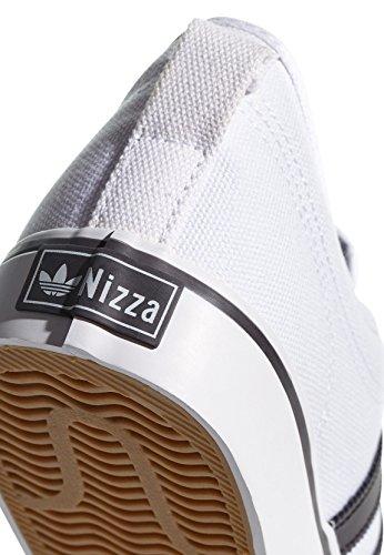 Sneaker 2 Schwarz Originals 3 Schuhgröße Weiß adidas Nizza 38 CQ2333 5qpPwP6v