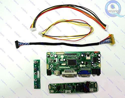 FidgetFidget NT68676(HDMI+DVI+VGA) LCD/LED Controller Board Kit for 1920X1080 M215HGE-L21