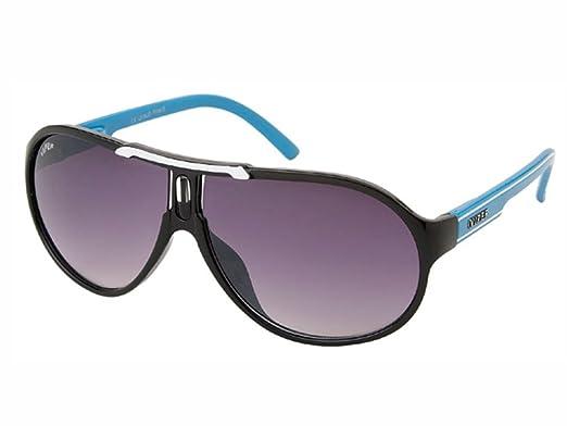 Chic-Net Sonnenbrille Unisex Pilotenbrille bunt Pornobrille Fliegerbrille getönt 400UV silber blau yYloTfzh4M