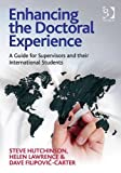 The International Research Student and Supervisor, Hutchinson, Steve and Lawrence, Helen, 1409451755