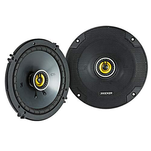 Kicker 46CSC654 Car Audio 6 1/2