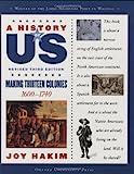 Making Thirteen Colonies, 1600-1740, Joy Hakim, 0195188950