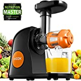 Best Juicer Machines - Aicok Juicer Slow Masticating Juicer Extractor, Cold Press Review