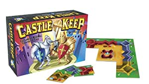 Gamewright Castle Keep, the Game of Medieval Strategy and Siege