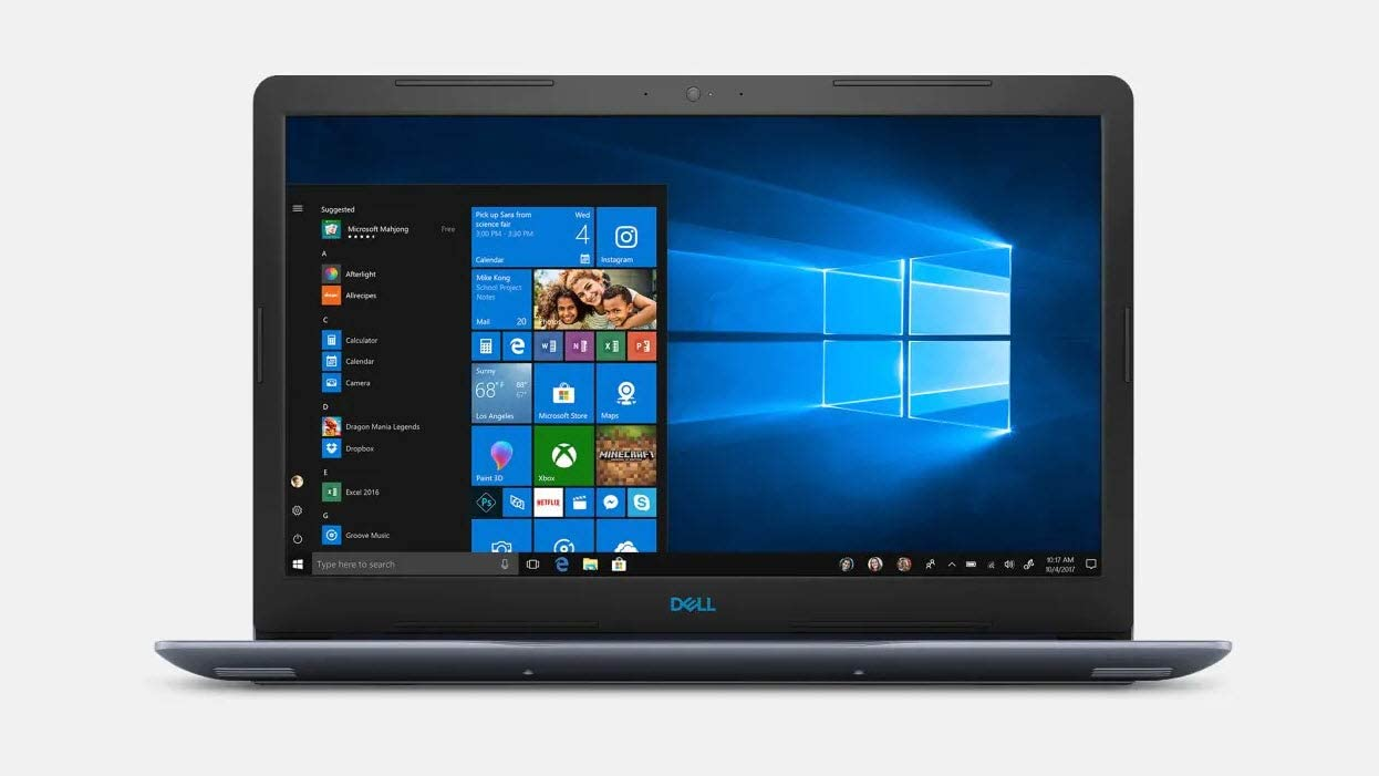 "New Dell G3579-5467BLK-PUS 15.6"" Laptop i5-8300H 2.3GHz 8GB 1TB GTX 1050 Ti W10"