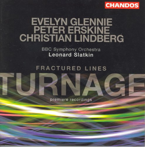 - Turnage: Another Set To / Silent Cities / 4-Horned Fandango / Fractured Lines